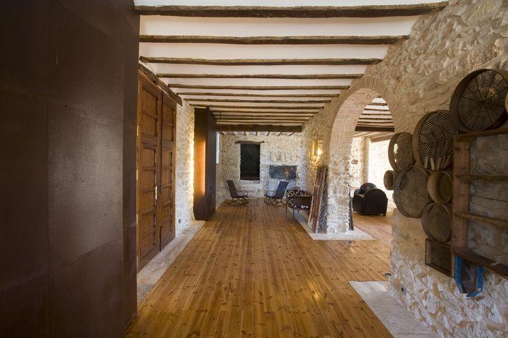 Rehabilitación de una casa rural, Pepe Cabrera