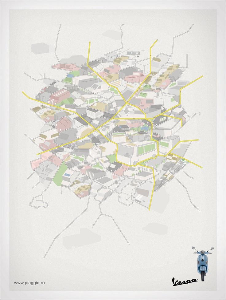 vespa: map