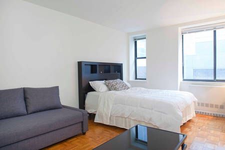 Check out this awesome listing on Airbnb: Manhattan studio Apartment in New York
