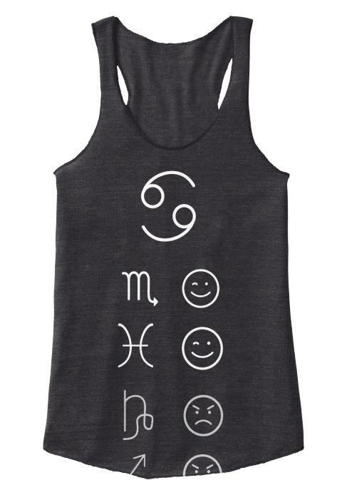Cancer-Love-Tanks-Dark  #cancer #zodiac #love #zodiactees #zodiaccancer #tees #tshirts