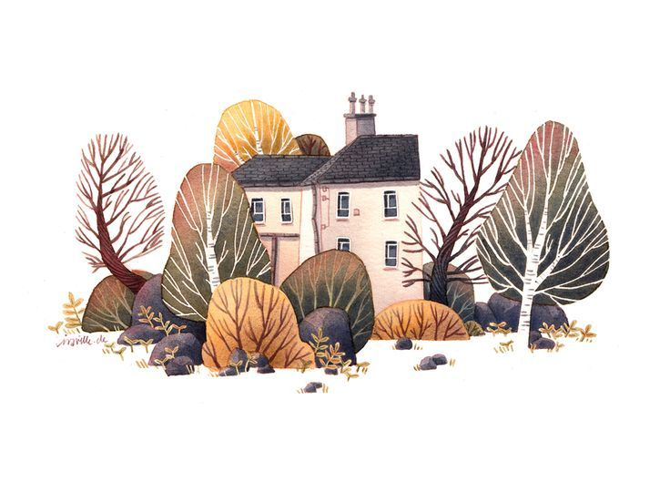 Iraville De Ira Sluyterman Aus Langeweyde Seite 9 Beste Garten Dekoration Wasserfarben Illustration Art And Illustration Kunst Ideen