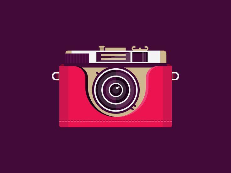 Retro Camera by Kemal Şanlı