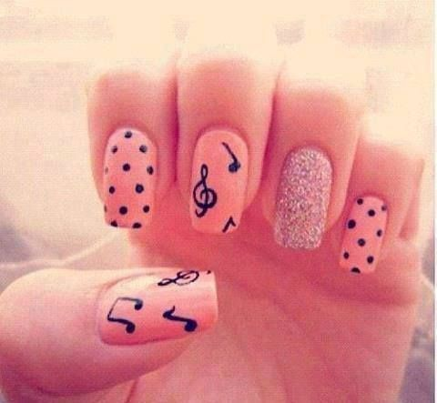 Nails Art for Ladies...