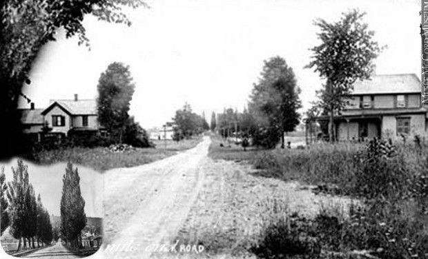 Archives de Montréal, Mont-Royal/St-Denis (Mile End Road)