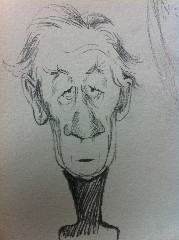 Sir Ian McKellen, 2010