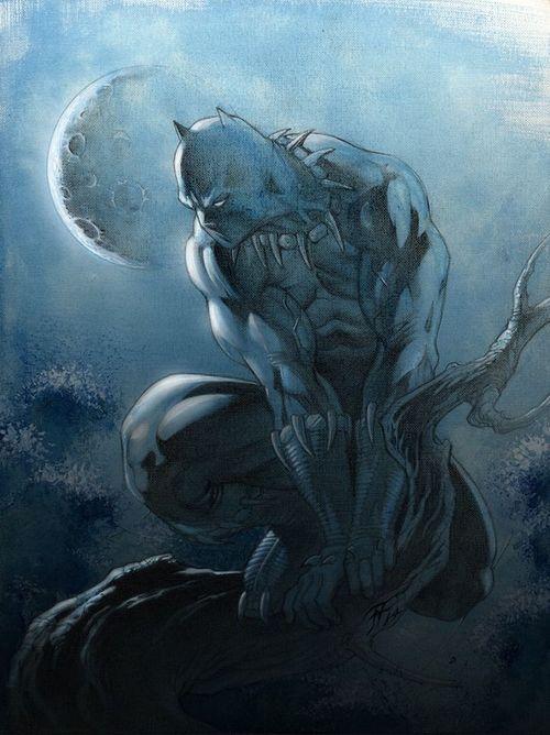 Black Panther                                                                                                                                                                                 Mais