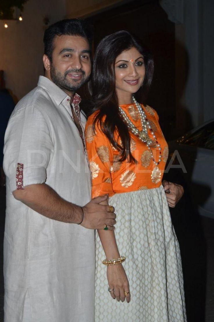 Shilpa Shetty throws a Diwali party for friends | PINKVILLA