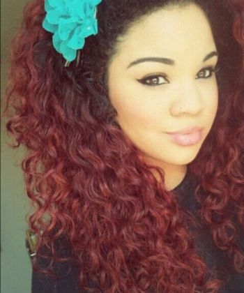 6 gentle dyes naturally curly