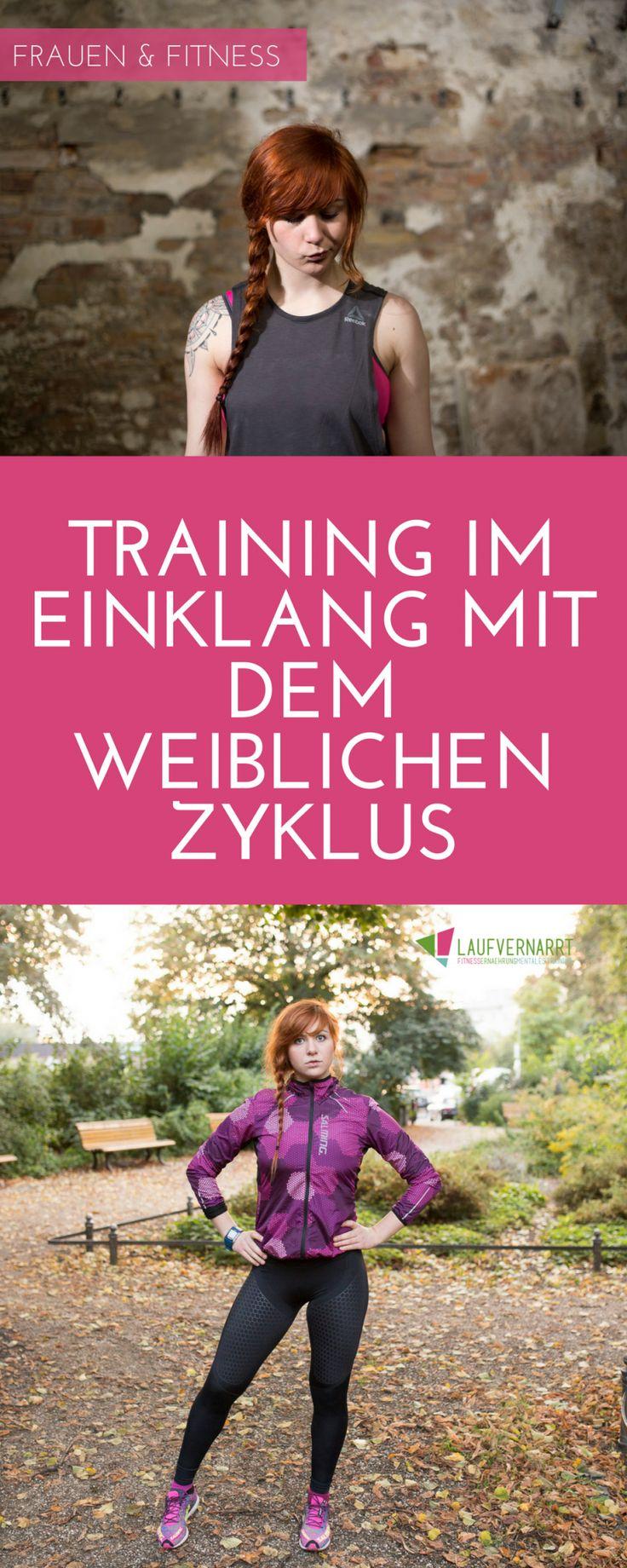 Frauen & Fitness: Training im Einklang mit dem weiblichen Zyklus
