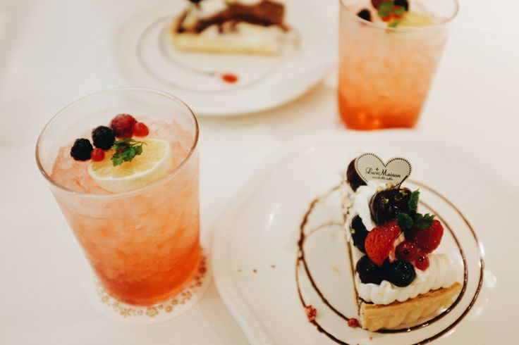 Cute cakes places in Tokyo