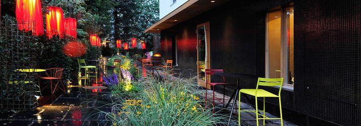 Garten #hotel #garden #light #visitinnsbruck