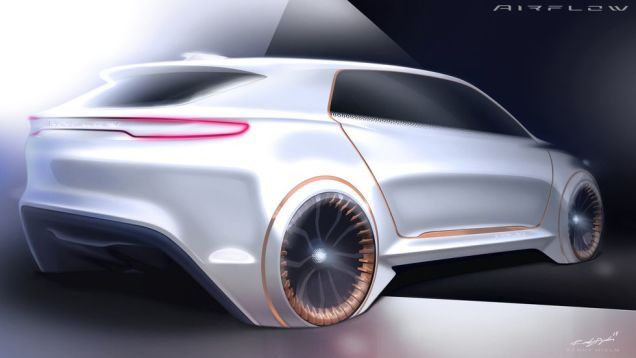 Fiat Chrysler Is Bringing Back The Airflow Name For Its 2020 Ces