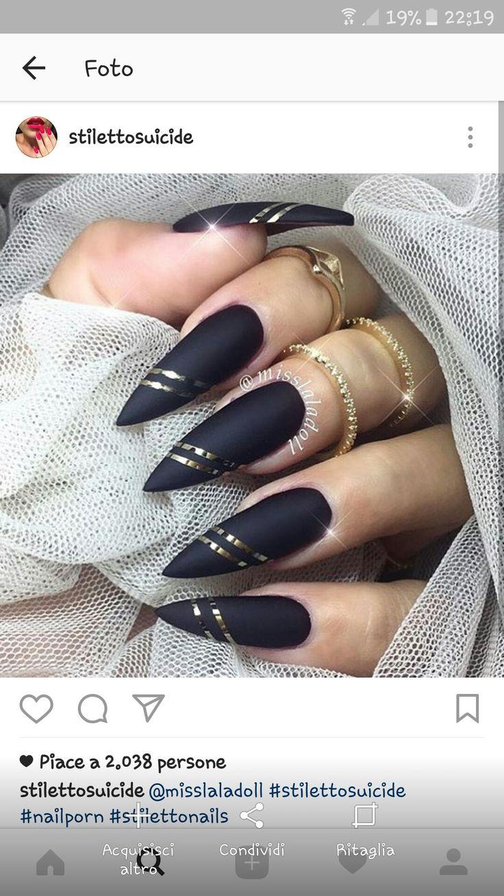 11 best nail images on Pinterest | Belle nails, Fingernail designs ...