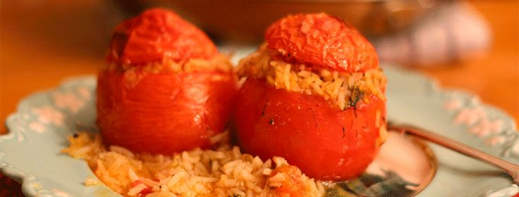 Fed up of eating boring food, try simple and delicious Risotto Stuffed Tomatoes, it will definitely remind you of something new.   #RedFoxRestaurant #Restaurant #Warrandyte #Melbourne #Australia #Risottostuffedtomatoes #amazingfood
