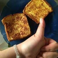 Pan francés para el desayuno