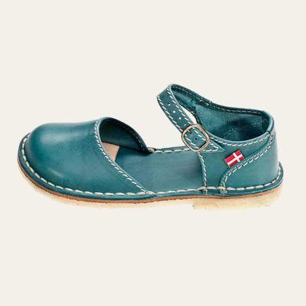 Duckfeet Mols Turquoise