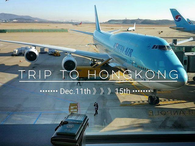 Last trip of 2016. Gooood day for new voyage😁 See you soon again~~ 👍  #travelersnotebook #midori #midoritravelersnotebook #planner #stationery #トラベラーズノート #ミドリ文具 #트래블러스노트 #미도리문구 #hongkong #홍콩출장