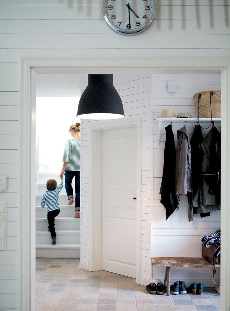Nice, open entryway - Get switched on! | IKEA Magazine