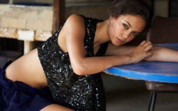 """Courtney Eaton by Stef King in """"Down the Road"""" for Fashion Gone Rogue"""