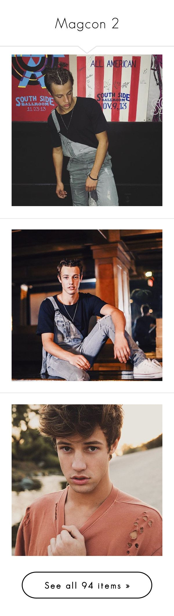 """""""Magcon 2"""" by hola-hi ❤ liked on Polyvore featuring cameron dallas, taylor caniff, aaron carpenter, magcon, shawn mendes, shawn, boys, magcon boys and quotes"""