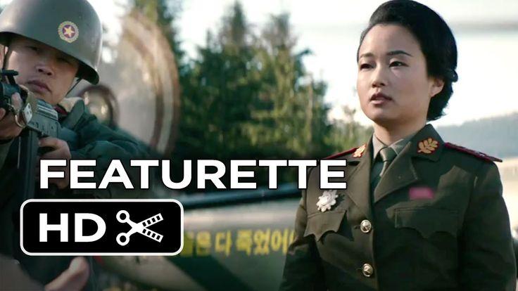 The Interview Featurette - Meet Sook (2014) - Diana Bang, James Franco C...