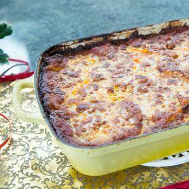 Valerie Bertinelli's Lasagne Recipe | InStyle.com