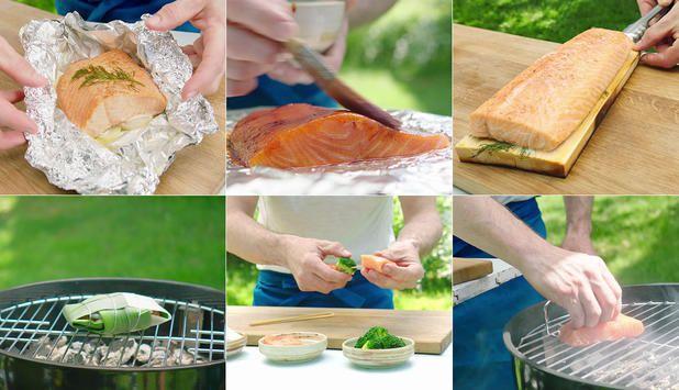 Å grille fisk er raskt og enkelt. Her er ulike måter å grille fisk på for et perfekt resultat.