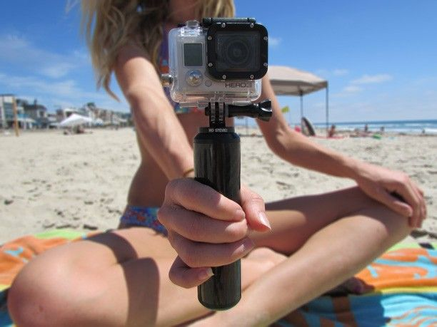 GoPro Hand Grips now available at http://hostevie.com/shop/floating-gopro-hand-grip.html Save $5 with coupon code GRIP5 (coupon expires 1 week from today)