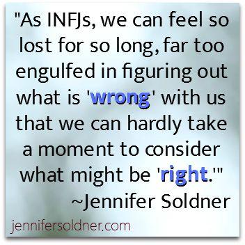 INFJ: The Special Snowflake | Jennifer Soldner