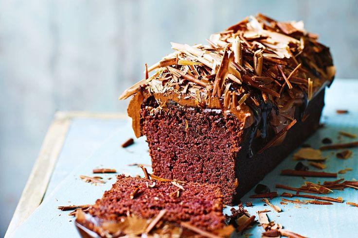 A healthy twist on everyone's favorite, Jamie Oliver wins, hands-down, with this chocolate beetroot cake recipe.