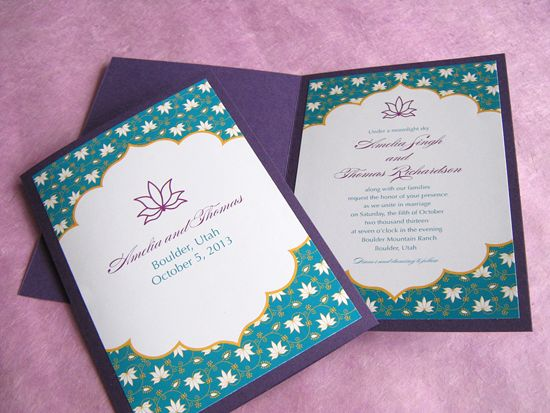 Purple Indian Wedding Invitations: 78+ Images About Eastern Christmas Label On Pinterest