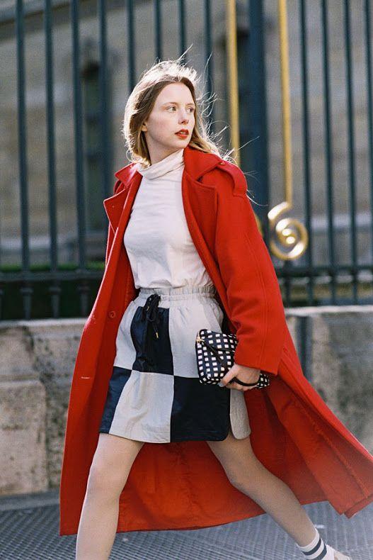 Paris Fashion Week AW 2015....Marie