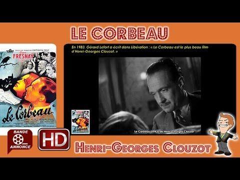 Le Corbeau de Henri-Georges Clouzot (1943) #MrCinema 164 - YouTube
