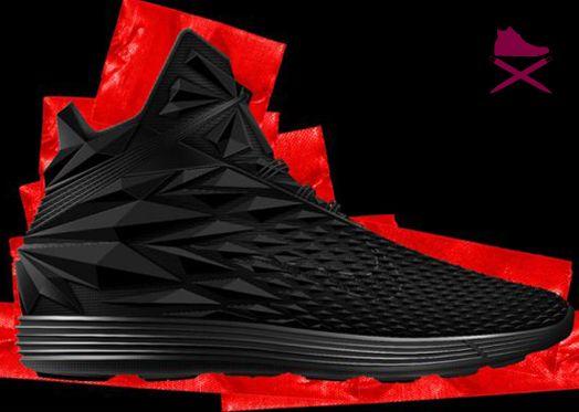 444d04d65f2 Nike Air Yeezy 3 Concept by Brett Golliff - ConceptKicks