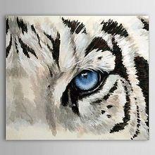 Livraison gratuite 100% peint à la main peinture à l'huile sur toile animaux série YH0053(China (Mainland))