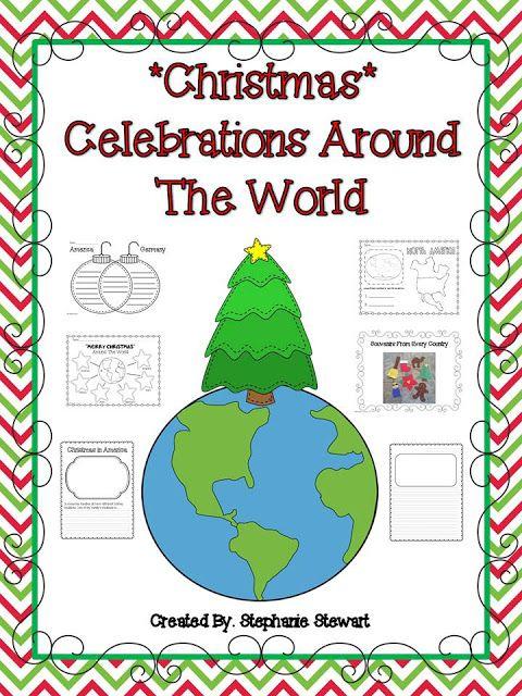 Christmas Social Studies Worksheets Free Worksheets ...
