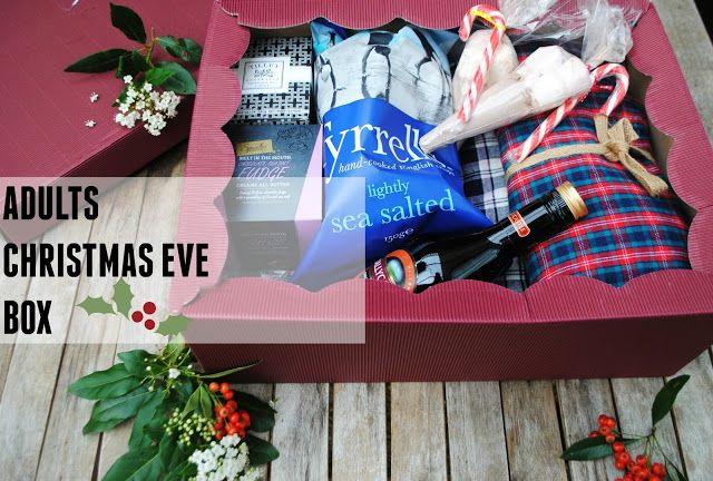 7 best Christmas Eve box images on Pinterest Christmas boxes