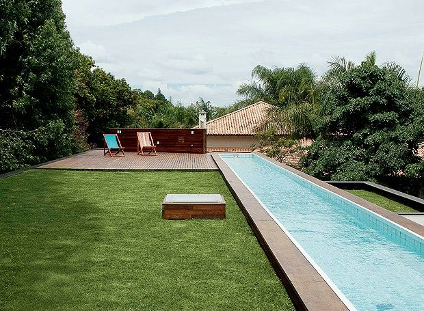 Se os telhados fossem jardins