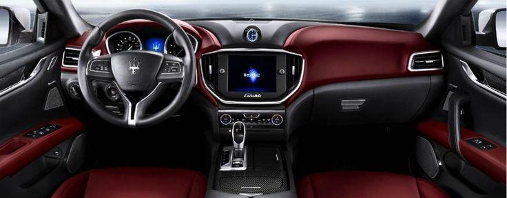 Maserati | Models | Ghibli S Q4