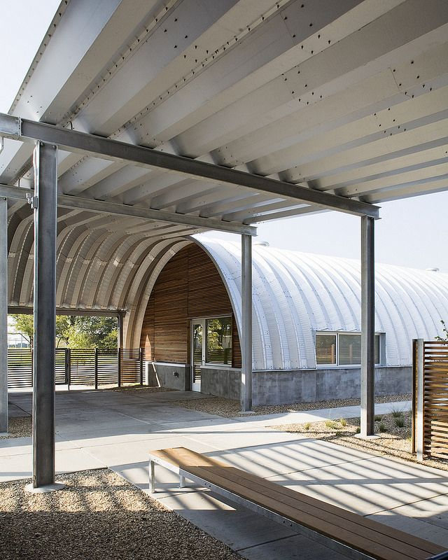 17 best images about building possibilities on pinterest for Modern quonset homes