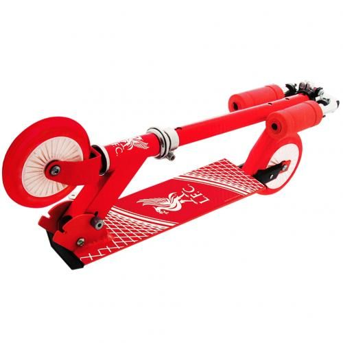 Liverpool FC Inline Folding Scooter