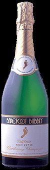 Barefoot Bubbly Brut Cuvee $7.95 - Celebrate with the Champagne that tickles your toes!   *Please note: Prices may be not be guaranteed. Please check our website, www.TheWineGuyLi.com for today's price. We promote specials with our SuperSaver card periodically. Subject to Inventory Depletion.*