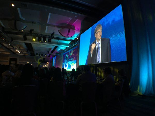 Bill Gates: we need to deliver better outcomes faster in education. #asugsvsummit - Twitter Search