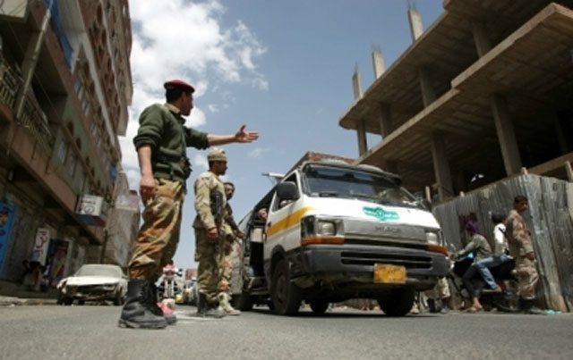Suicide attack on pro-govt militia office in Yemen, 12 killed
