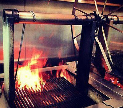 Asador - Haddington Road