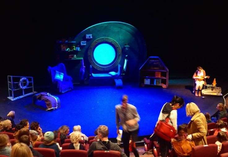 HOT: The Snail and the Whale, Arts Centre Melbourne, 100 St Kilda Rd, Melbourne http://tothotornot.com/2016/06/hot-the-snail-and-the-whale/