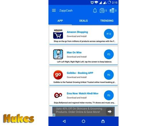 Shopping app|ZAPPCASH Shop the Online Megastore with the free Zappcash Android app. Choose from the massive selection of original apps in Fashion, Electronics, Books, Mobiles and ...