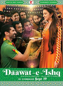 Daawat-e-Ishq is an Upcoming 2014 Indian comedy & drama hindi movie the movie directed by Habib Faisal and produced by Aditya Chopra and The film is scheduled for worldwide release on September 19, 2014. the exclusive movie on this month so watch and enjoy the Bollywood movie trailer and full movie.  http://www.hdtvstreaming-net.com/watch-free-online-daawat-e-ishq-2014-hindi-film/