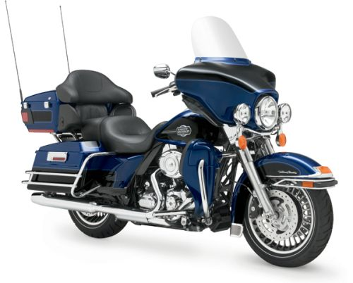pictures of big blue pearl and black 2013 ultra classic | Harley Davidson Touring Ultra Classic[R] Electra Glide[R] - 2013