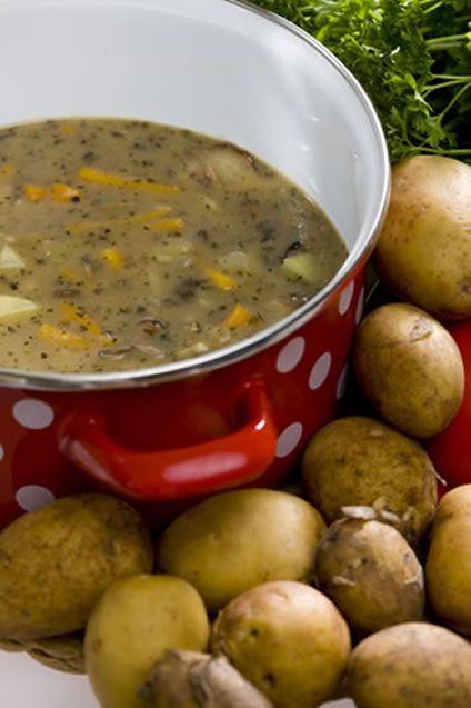 Recipe for Steak and Potato Soup | Amazing Soup Recipes